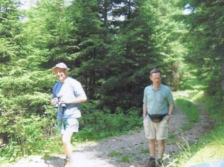 2005 07 a vigo di fassa dolomites
